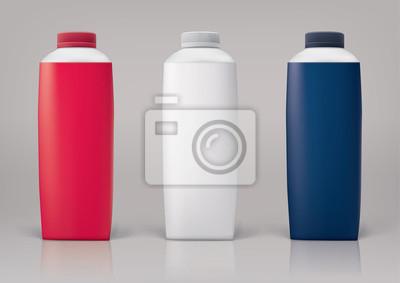Zestaw butelek do pakowania 750 ml