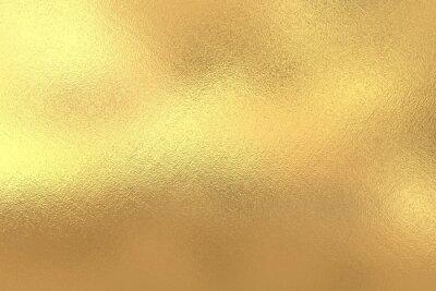 Plakat Złota folią tekstury tła