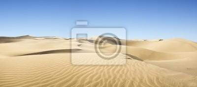 Plakat Złoto pustyni.