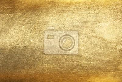 Plakat Złoty tła lub tekstury i cieni gradientu