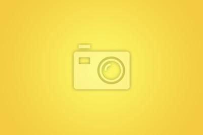 Plakat Żółte tło gradientu.