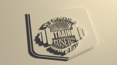 Plakat Zwycięzcy trenować przegrani narzekać. Siłownia i Motywacja Cytat fitness.