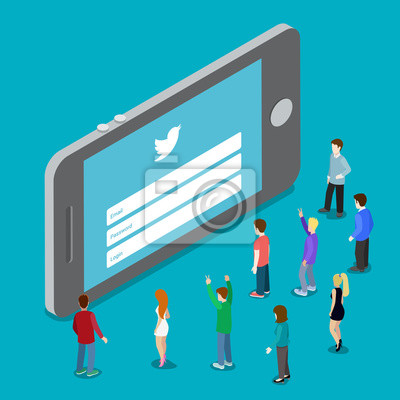Tapeta 08 Maja 1016 Twitter Social Media Aplikacja Mobilna