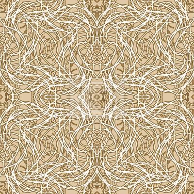 Tapeta Art Nouveau Muddle