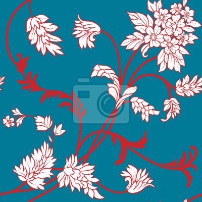 Tapeta Azja Flora