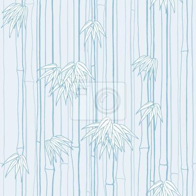 Tapeta Bamboolino Niebieski
