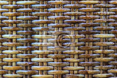 Tapeta Bambus tkany