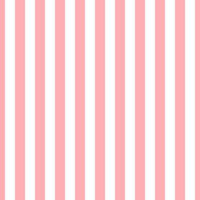 Tapeta Bezszwowe wektor pionowy pasek wzór różowy i biały. Wzór na tapety, tkaniny, tekstylia. Proste tło