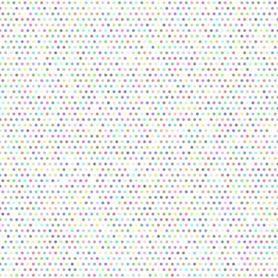 Tapeta Bezszwowy coroful retro grochu wzór, kropkowany tło na białym tle. Wektorowe powtarzające się tekstury