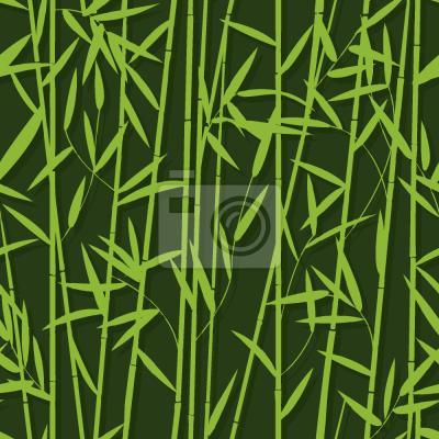 Tapeta Big Bamboo