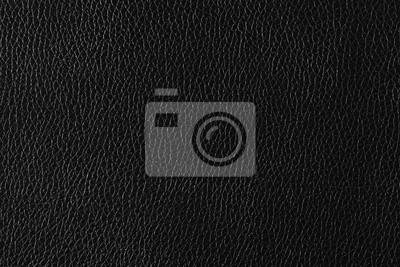 Tapeta Black leather background