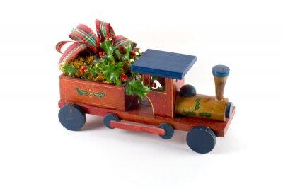 Boże Narodzenie pociąg beta