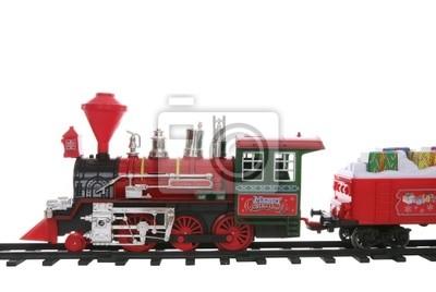 Boże Narodzenie Train