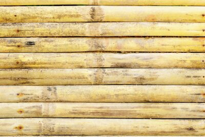 Tapeta Brown paski wzór bambusa tle
