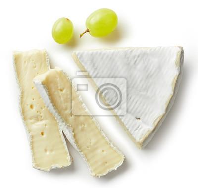 Bułka z serem brie