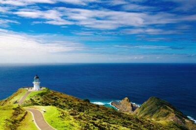 Tapeta Cape Reinga Lighthouse, New Zealand