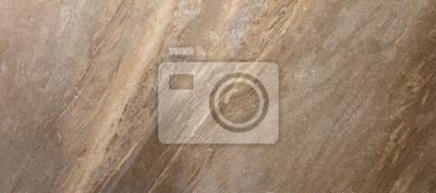 Tapeta ceramiczna brązowa płytka z szorstkim abstrakcyjnym wzorem kamienia