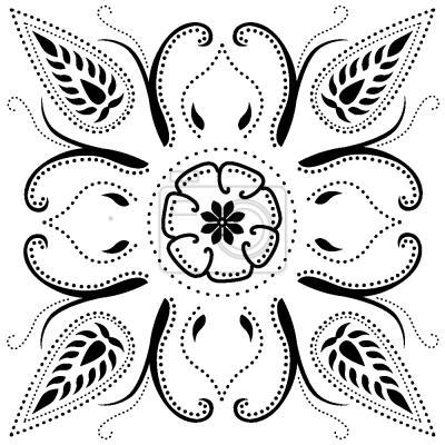 Chustka Bianco