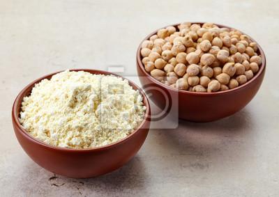 Cieciorka mąki i ciecierzycy