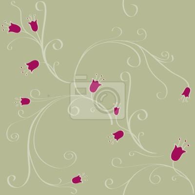 Cirri Z Kwiatów Dzwonkowych