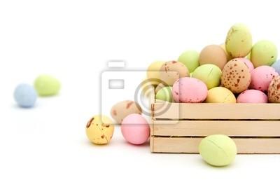 cukierki czekoladowe jajko