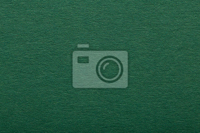 Tapeta Dark green paper texture