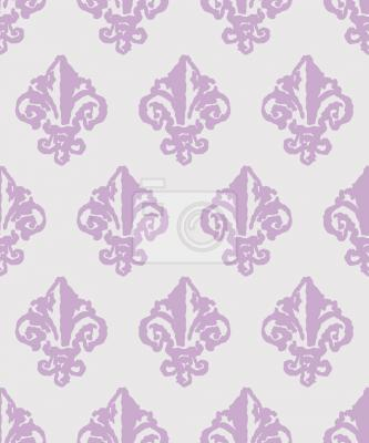 Tapeta De Winter Lady Lilac