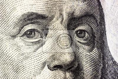 Tapeta dolarów szczegółów