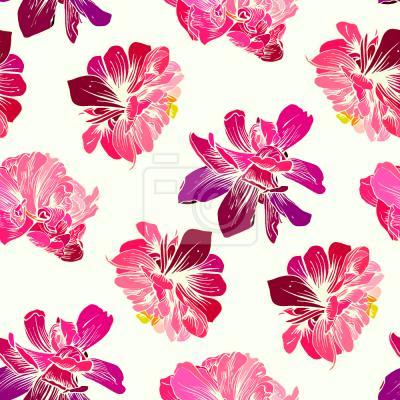 Tapeta Dolina Kwiatów
