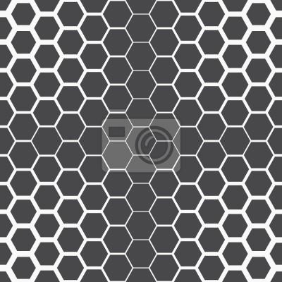 Tapeta Efekty typu Honeycomb