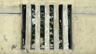 Tapeta Extreme Close Up Of Manhole