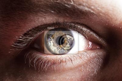 Tapeta Eye close up