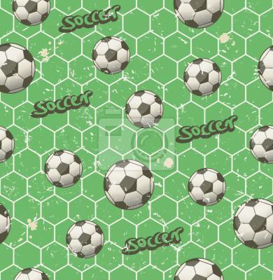 Tapeta Fan piłki nożnej