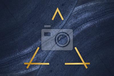 Tapeta Fluid design backdrop frame
