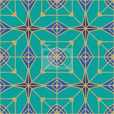 Tapeta Geometryczne Konstelacje