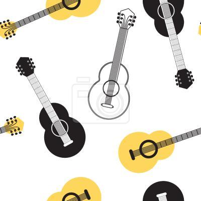 Tapeta Gitara akustyczna