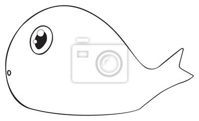 Tapeta Happy holiday - animai kwietnia ryby