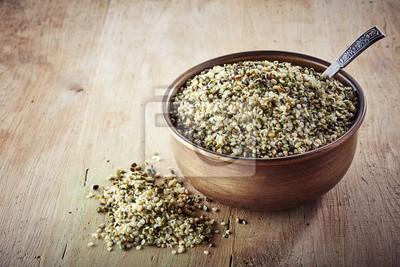 helled nasiona konopi