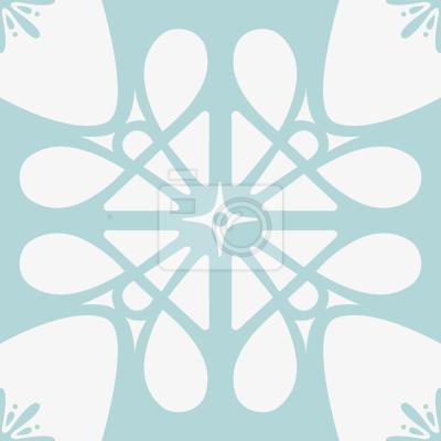 Tapeta Icy Flower