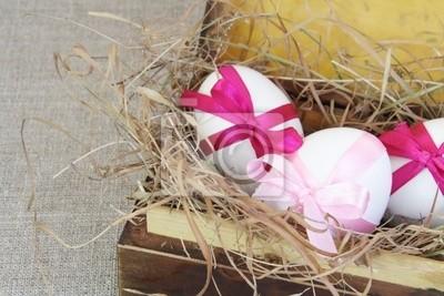 Jaja wielkanocne w Starym Polu Wood