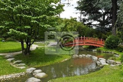 Tapeta Jardin japonais 1