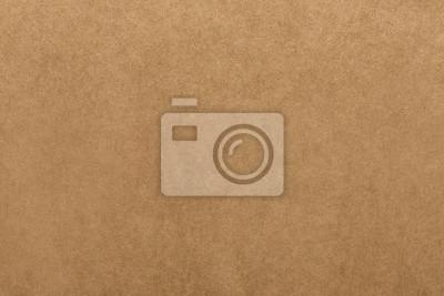 Tapeta Jasnobrązowa Kraft papieru tekstura dla tła