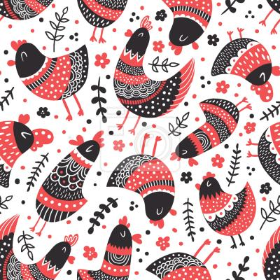 Tapeta Kapryśny ptaków