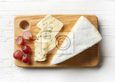Kawałek sera brie