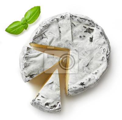 Kawałek sera camembert