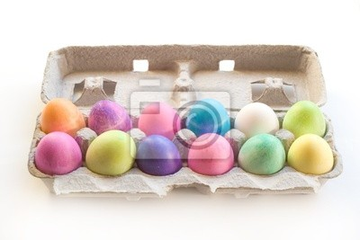 Kilkanaście easter eggs