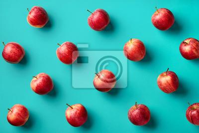 Kolorowy wzór jab? Ek