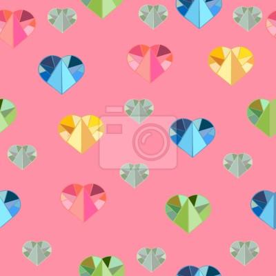 Tapeta Krystaliczna Miłość