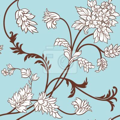 Tapeta kwiat cirri