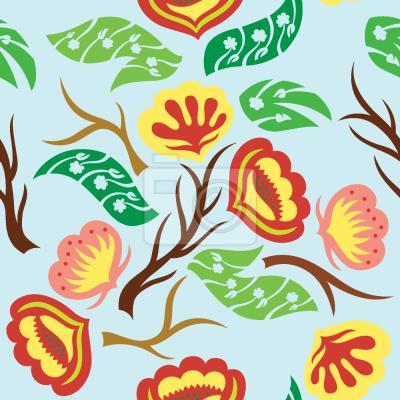 Tapeta Kwiat Twister Fantasia